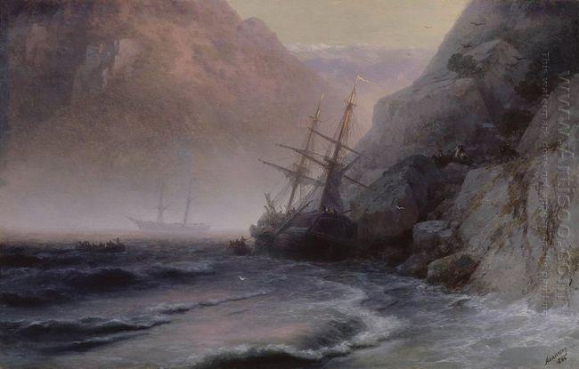 Smugglers 1884