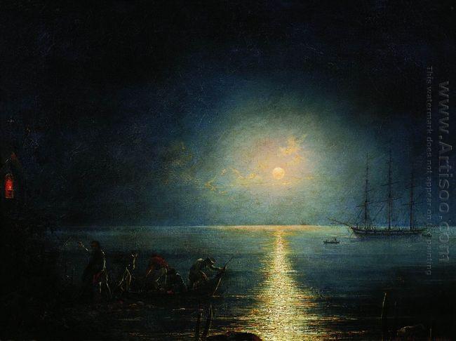 Smugglers 1890