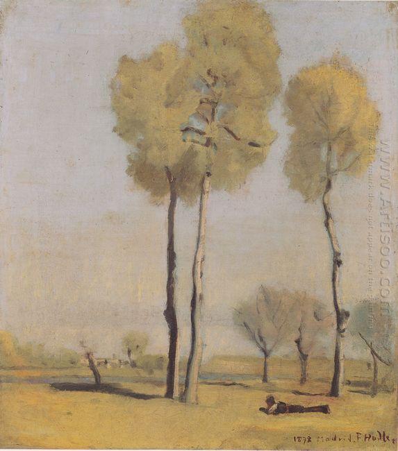 Spanish Landscape 1878