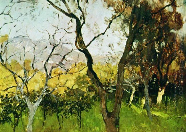 Spring In Crimea 1900