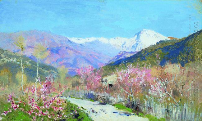 Spring In Italy 1890