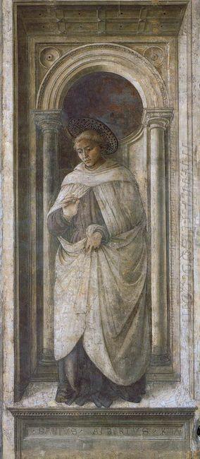 St Alberto Of Trapani 1465