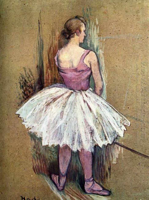 Standing Dancer 1890