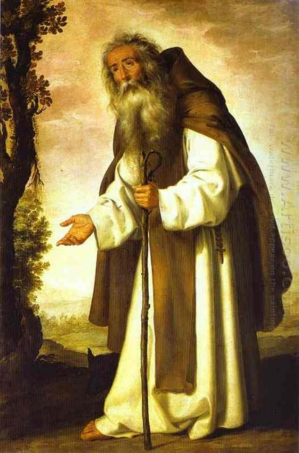 St Anthony Dispirited 1640
