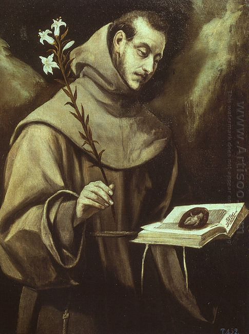 St Antony Of Padua