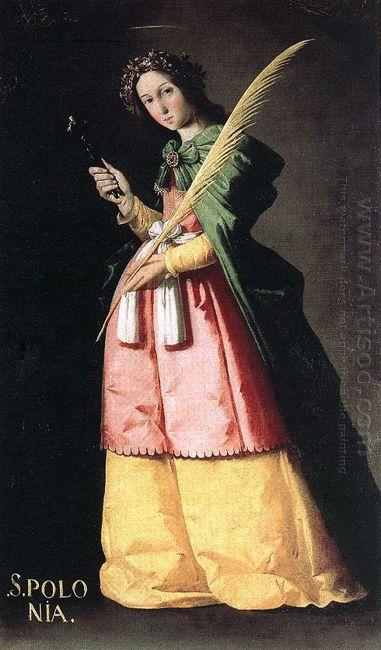 St Apollonia 1636