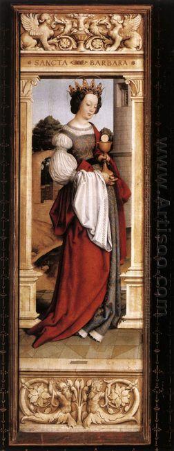 St Barbara 1516