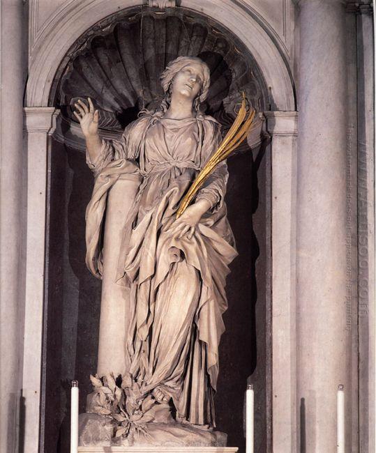 St Bibiana 1626