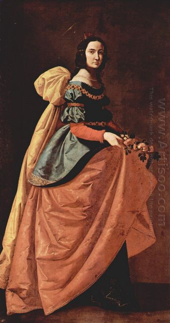 St Casilda Of Toledo