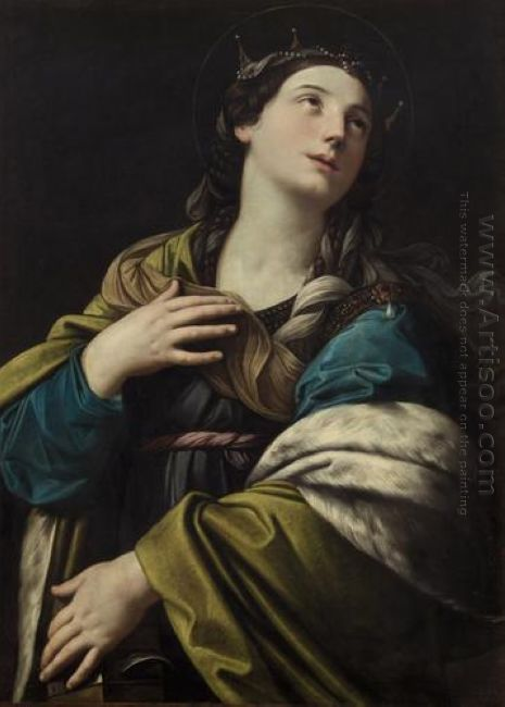 St Catherine 1615