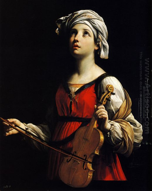 St Cecilia 1606