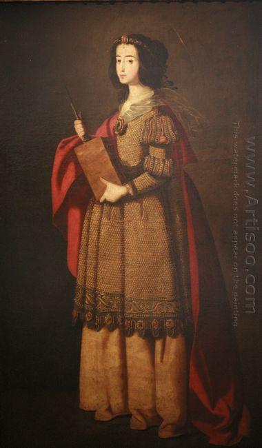 St Engracia 1650