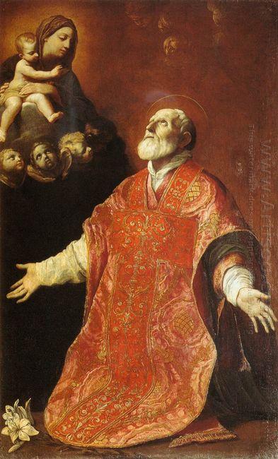 St Filippo Neri In Ecstasy 1614