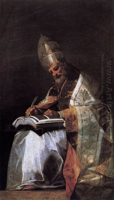 St Gregory The Great 1797