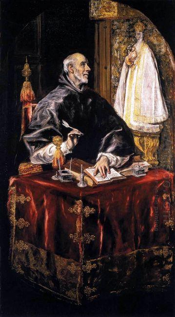 St Idelfonso