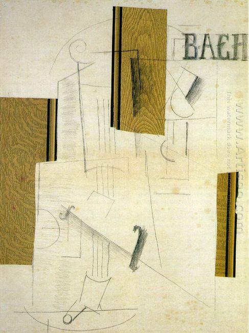 Still Life Bach 1912