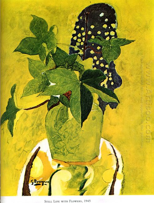 Still Life With Flowers 1945 1