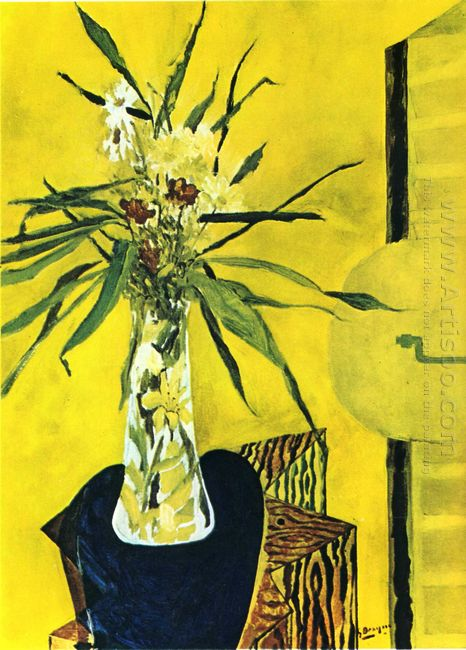 Still Life With Flowers 1945