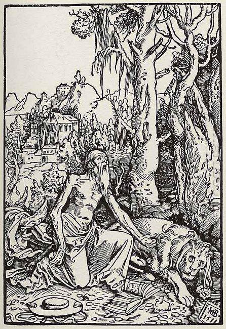 St Jerome 1511