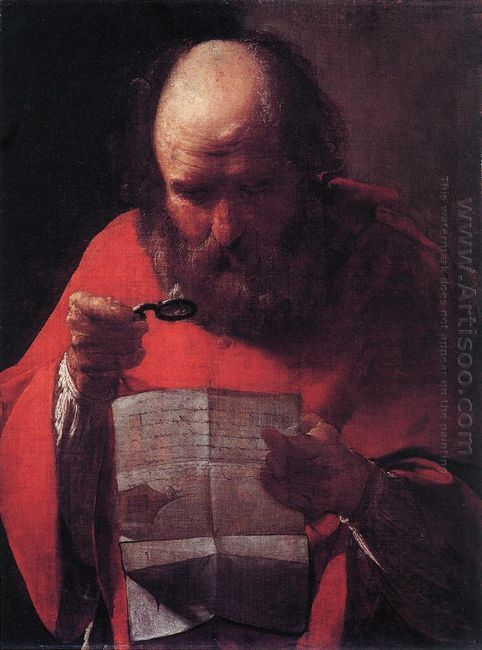 St Jerome Reading 1623