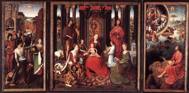 St John Altarpiece 1479