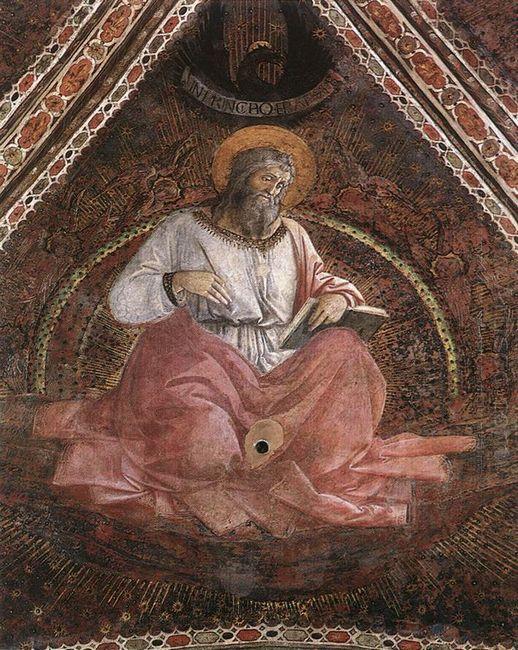 St John The Evangelist 1454