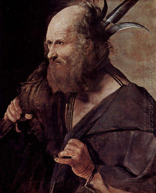 St Jude Thaddeus 1650