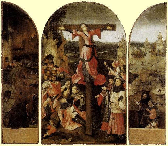 St Liberata Triptych 1504