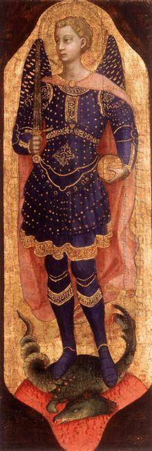 St Michael 1424