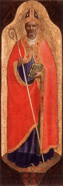 St Nicholas Of Bari 1424