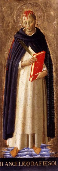 St Peter Martyr 1440