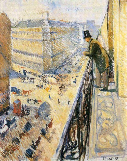 Street Lafayette 1891