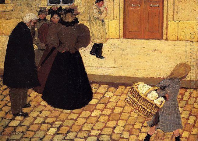 Street Scene 1895 1