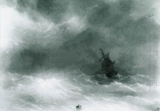 Strong Wind 1856