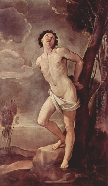 St Sebastian 1642