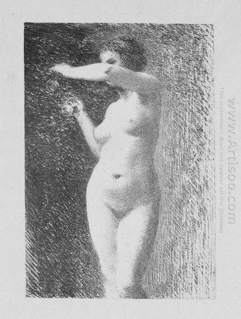 Study For Eve 1898
