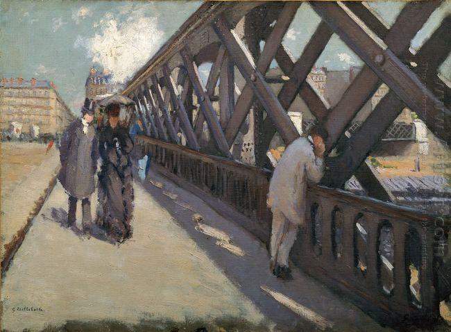 Study For Le Pont De L Europe