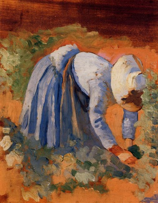 Study For The Grape Pickers 1