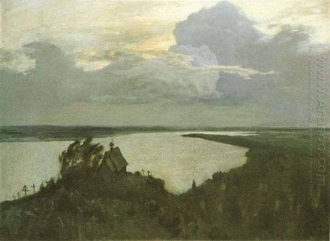 Above The Eternal Tranquility 1892