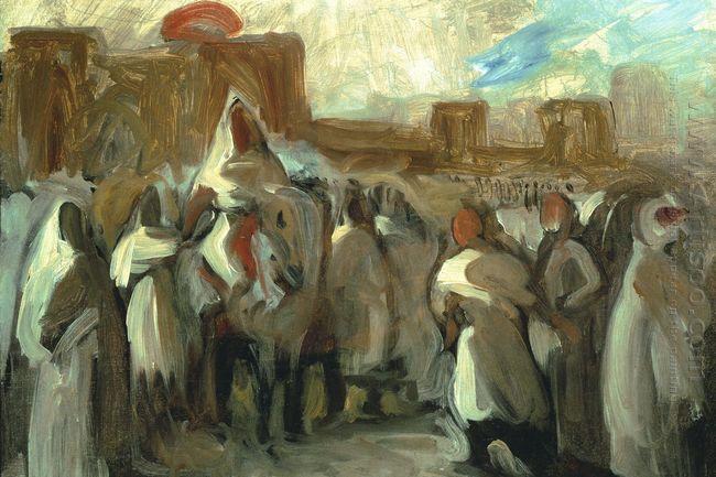Sultan Abel El Rahman 1840