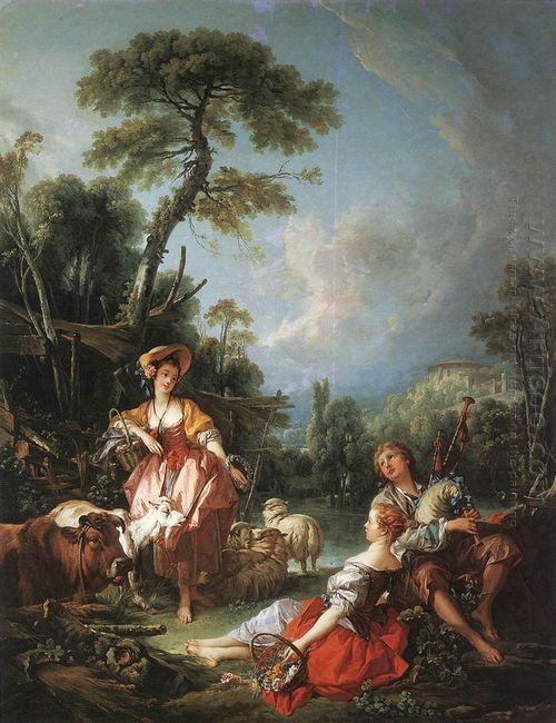 Summer Pastoral 1749