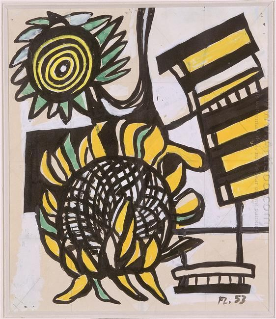 Sunflowers 1953
