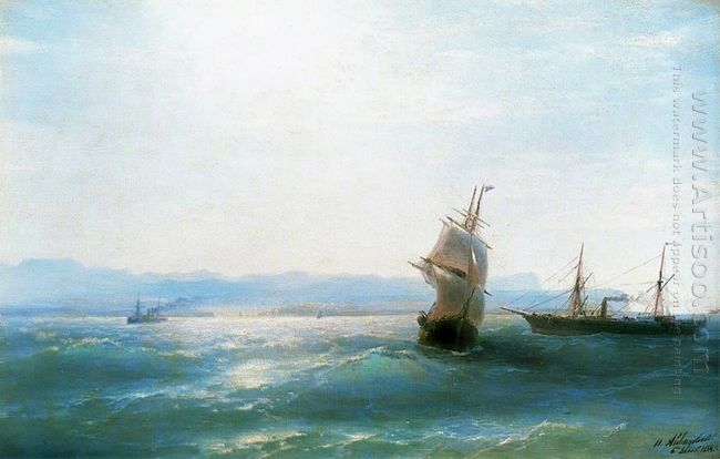 Sunny Day 1884