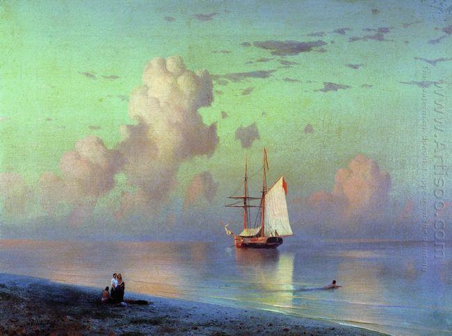 Sunset 1866
