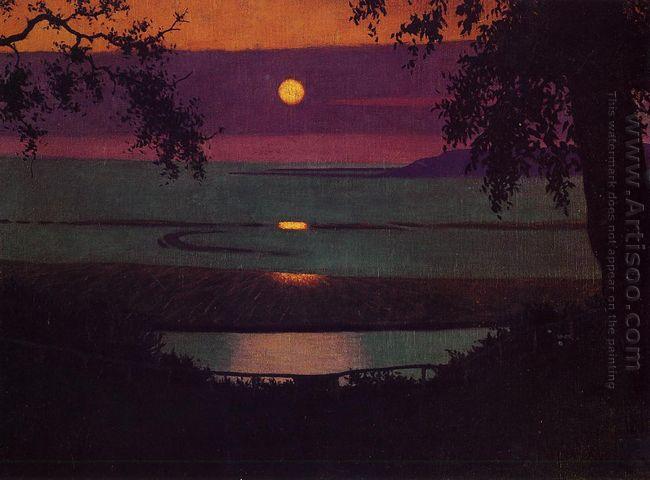 Sunset 1918
