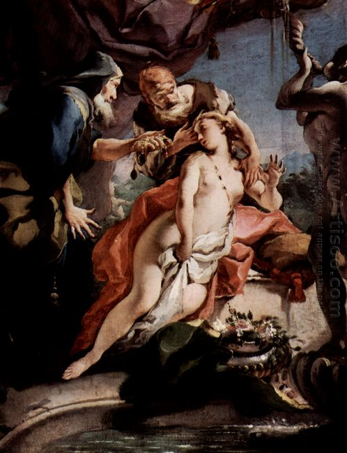 Susanna And The Elders 1723