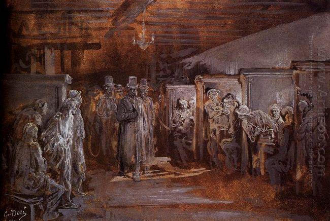 Tavern In Whitechapel 1869