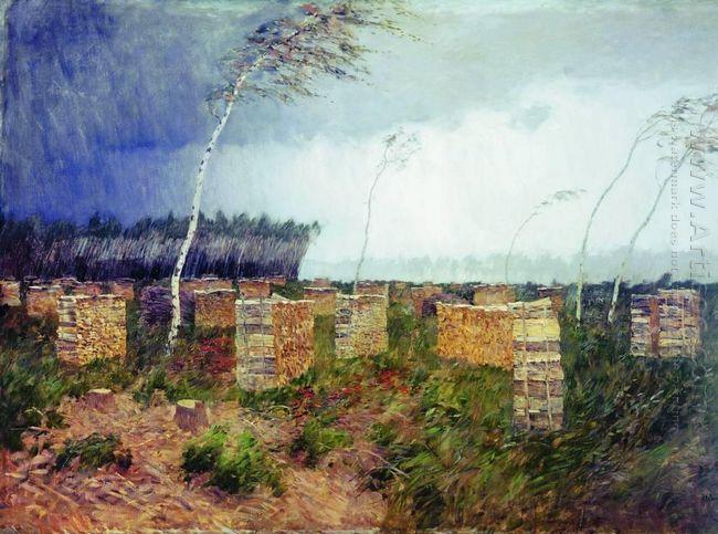 Tempest Rain 1899