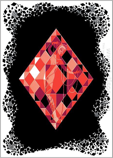 The Aces Diamonds