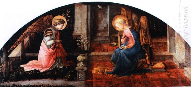 The Annunciation 1450